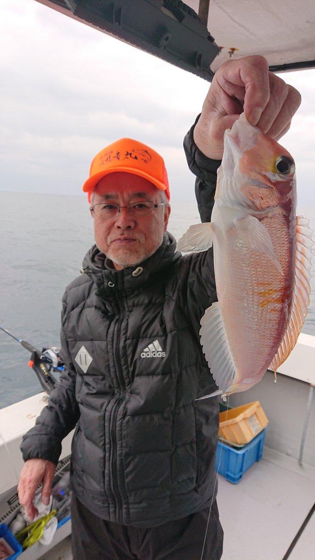 3月22日 朝便 乗り合い五目釣り
