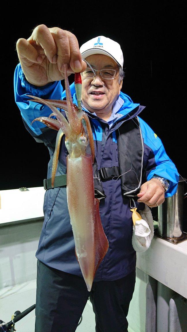 5月29日 マイカ釣り仕立て